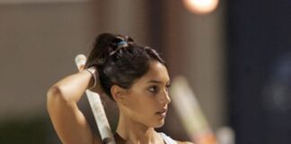 A candid photo of Allison Stokke taken in 2007 changed her life